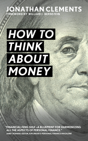 How To Think About Money by Jonathan Clements